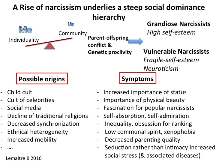 narcissism in social media essay Are social media, like facebook and twitter, turning us into narcissists.